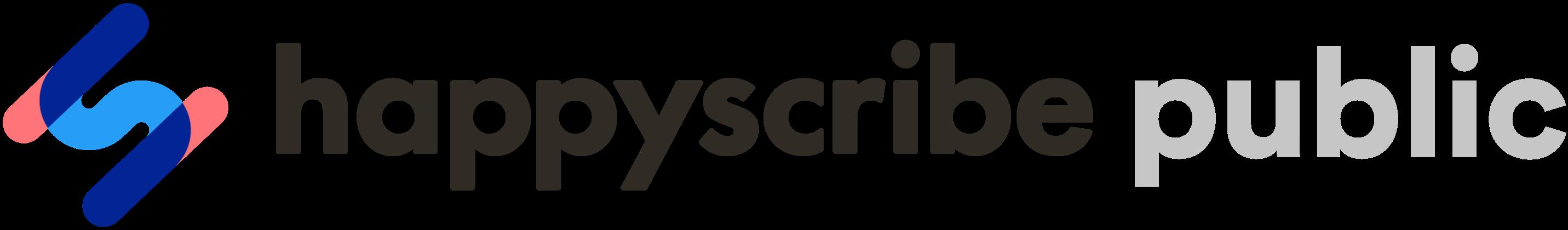 Happy Scribe Logo